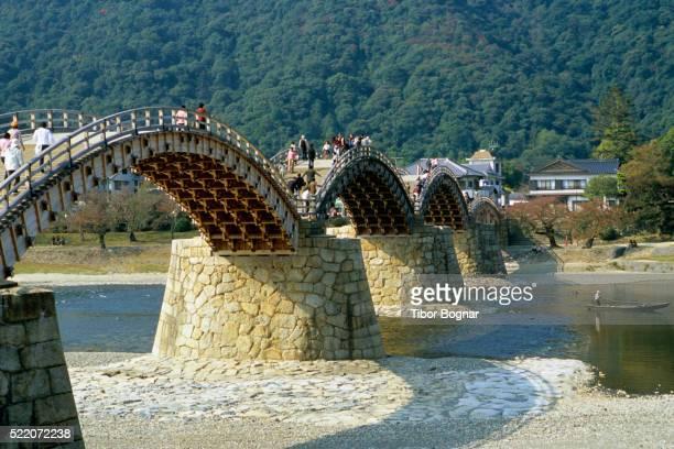Kintai-kyo or Brocade Sash Footbridge