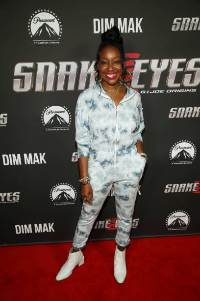 """CA: Paramount Pictures And Dim Mak Collaboration Launch To Celebrate The Release Of 'Snake Eyes: G.I. Joe Origins"""""""