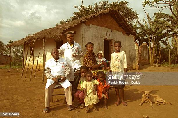 Kionzo Treatment Center. P.M.Ndomanlieno & family, his son now runs the Center so that the family has a source of pay, the father is retired and has...