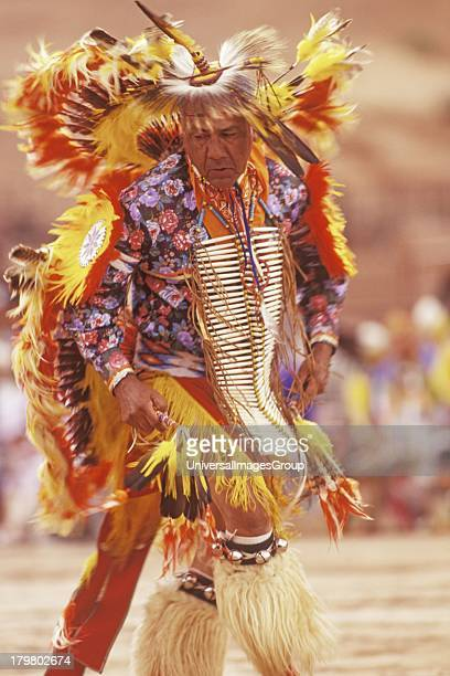 Kiowa/Comanche Fancy Dancer Plains Indian tribe Gallup InterTribal Indian Ceremonial Gallup New Mexico