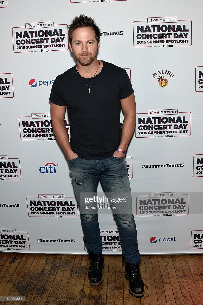 Live Nation Celebrates National Concert Day At Their 2015 Summer Spotlight Event Presented By Hilton