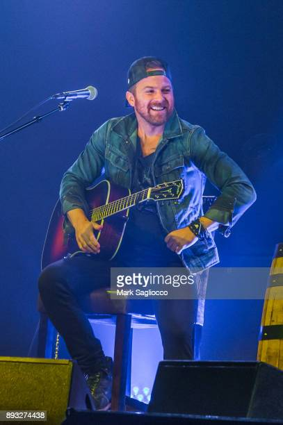 Kip Moore performs at The Town Hall on December 14 2017 in New York City