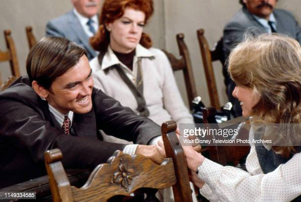 Kip Niven Brooke Bundy extras appearing in the ABC tv series 'Owen Marshall Counselor at Law' episode 'Some People in a Park'