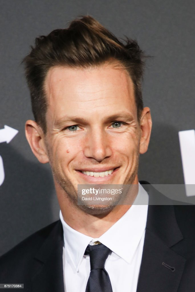 Kip Pardue arrives at the premiere of Hulu's 'Marvel's Runaways' at the Regency Bruin Theatre on November 16, 2017 in Los Angeles, California.