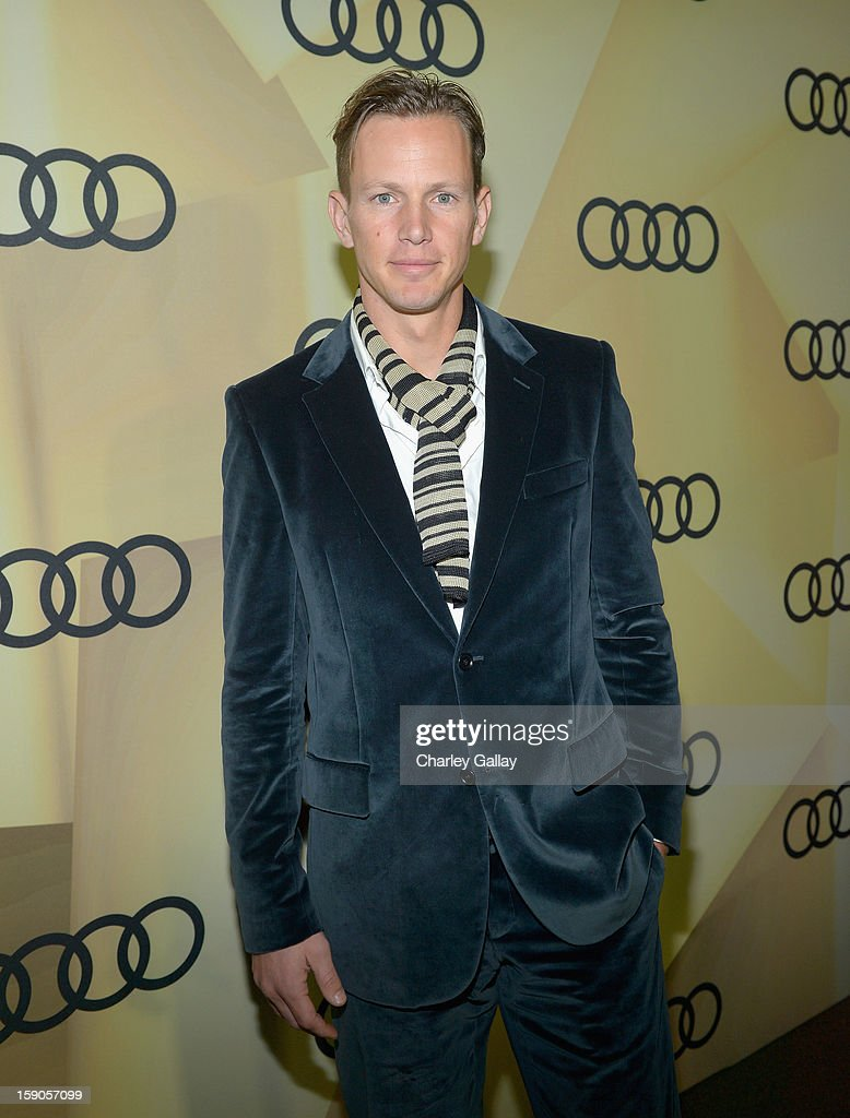 Kip Pardue attends the Audi Golden Globes Kick Off 2013 at Cecconi's Restaurant on January 6, 2013 in Los Angeles, California.