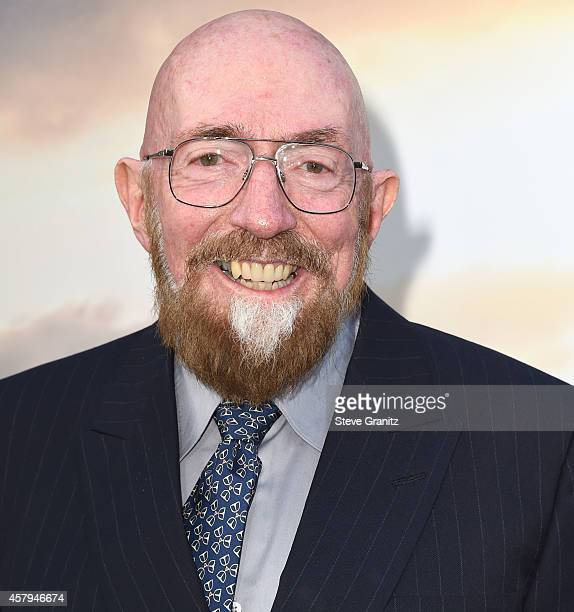 Kip Thorne arrives at the Interstellar Los Angeles Premiere at TCL Chinese Theatre IMAX on October 26 2014 in Hollywood California