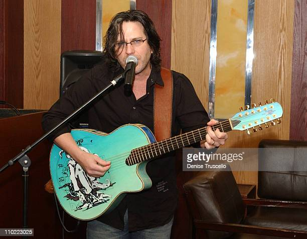 Kip Winger during WireImage Vegas Launch Party at Caramel Bar and Lounge at Bellagio at Caramel in Las Vegas Nevada United States