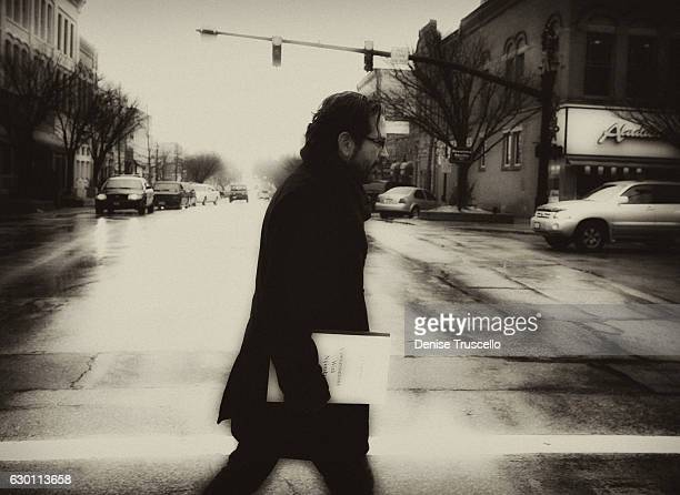 Kip Winger Grammy nominee for Best Contemporary Classical Composition for Conversations With Nijinsky is seen in a portrait shoot on December 16 2016...