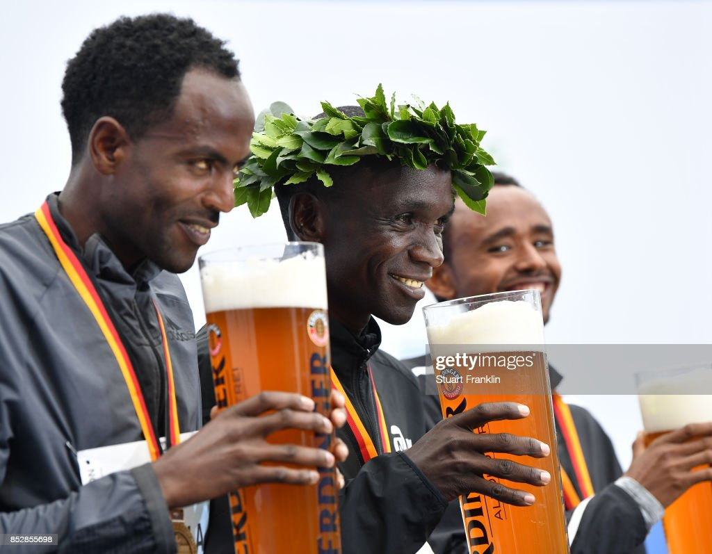 Berlin Marathon 2017 : News Photo