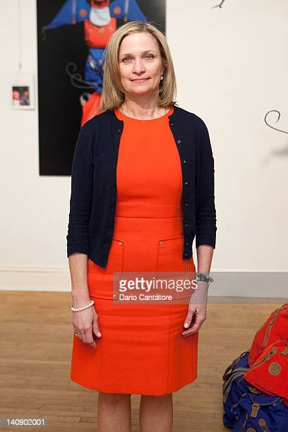 Kipling President Julie Dimperio attends Kipling's 25th Anniversary celebration at Helen Mills Event Space on March 7 2012 in New York City
