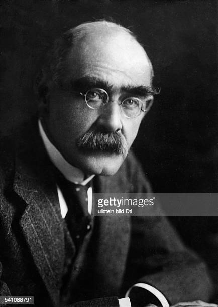 Kipling, Rudyard *30.12.1865-+Schriftsteller, GBLiteraturnobelpreis 1907- Portrait- 1926