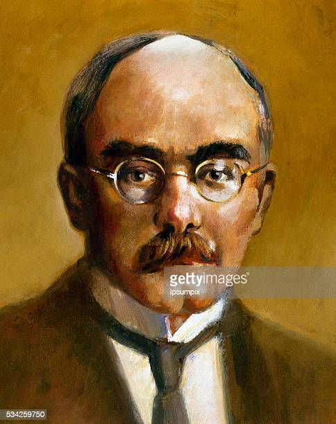 Kipling, Rudyard . English short-story writer, poet, and novelist. Nobel Prize for Literature in 1907.