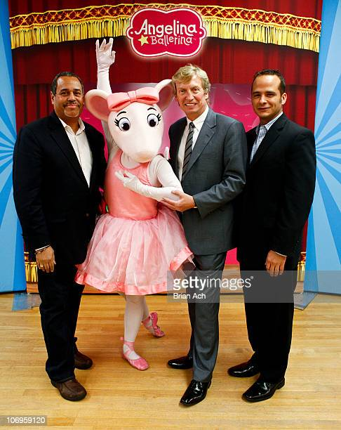Kips Bay Boys and Girls Club Director Harold Maldonado Jr Angelina Ballerina Nigel Lythgoe Executive Producer to 'American Idol' and EJ Minor VP...