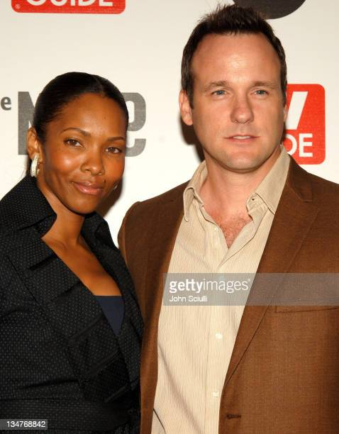 Kira Arne and Tom Verica during ABC TV Guide and Warner Bros Television Present The Nine Red Carpet Screening at Los Angeles Center Studios in...