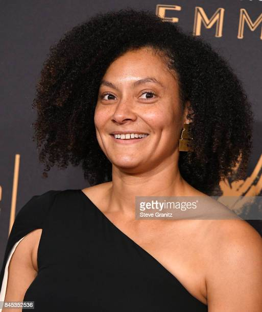 Kira Kelly arrives at the 2017 Creative Arts Emmy Awards Day 1 at Microsoft Theater on September 9 2017 in Los Angeles California
