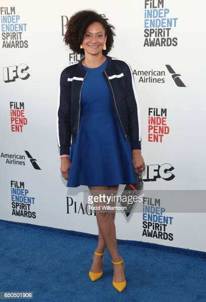 Kira Kelly attends the 2017 Film Independent Spirit Awads on February 25 2017 in Santa Monica California