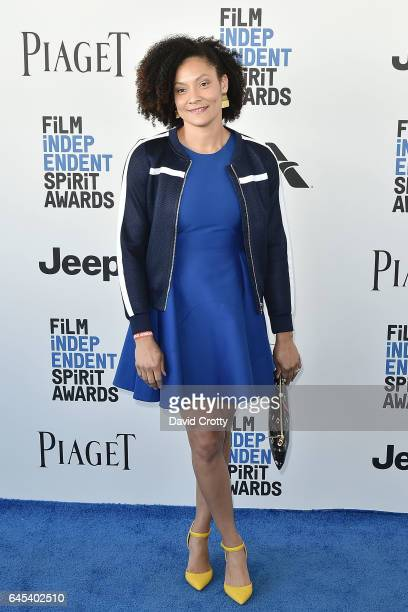 Kira Kelly attends the 2017 Film Independent Spirit Awards Arrivals on February 25 2017 in Santa Monica California