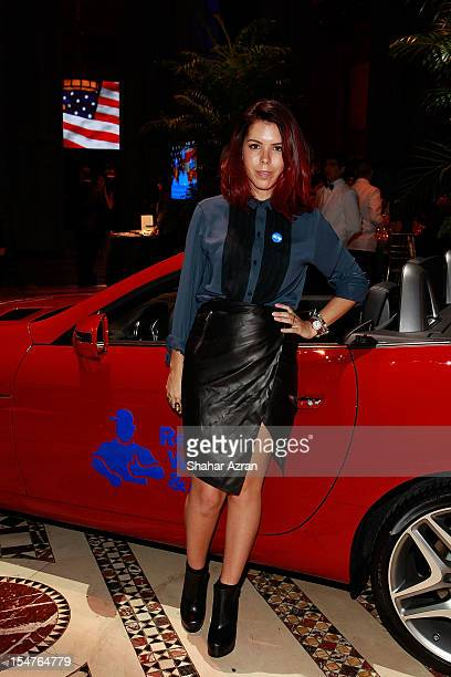 50fb52e09ec Kira Madden attends the 2012 DOE Fund Gala at Cipriani 42nd Street on  October 25 2012
