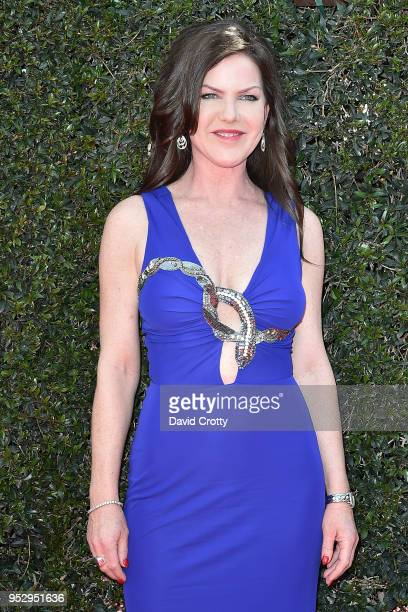 Kira Reed Lorsch attends the 2018 Daytime Emmy Awards Arrivals at Pasadena Civic Auditorium on April 29 2018 in Pasadena California