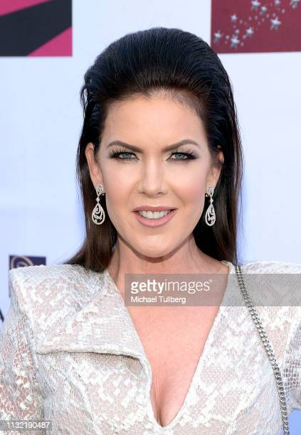 Kira Reed Lorsch attends the 4th annual Roger Neal Oscar Viewing Dinner Icon Awards and after party at Hollywood Palladium on February 24 2019 in Los...