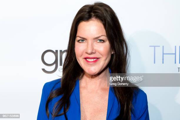 Kira Reed Lorsch attends The Bay's PreEmmy Red Carpet Celebration at 33 Taps Hollywood on April 26 2018 in Los Angeles California