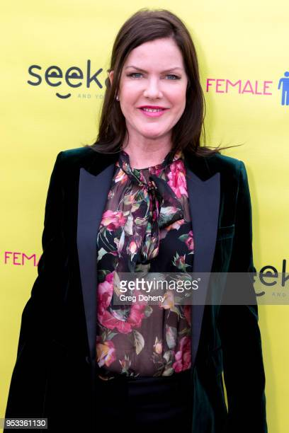 Kira Reed Lorsch attends the 'Female Friendly' Screening at The Three Clubs Hollywood Launching Now on April 30 2018 in Los Angeles California