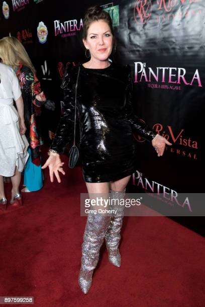 Kira Reed Lorsch attends the Rio Vista Universal's Valkyrie Awards and Holiday Party on December 16 2017 in Los Angeles California
