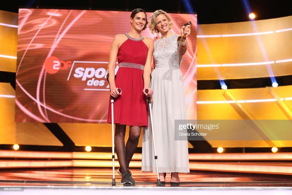 'Sportler Des Jahres' Award 2017 : Fotografia de notícias