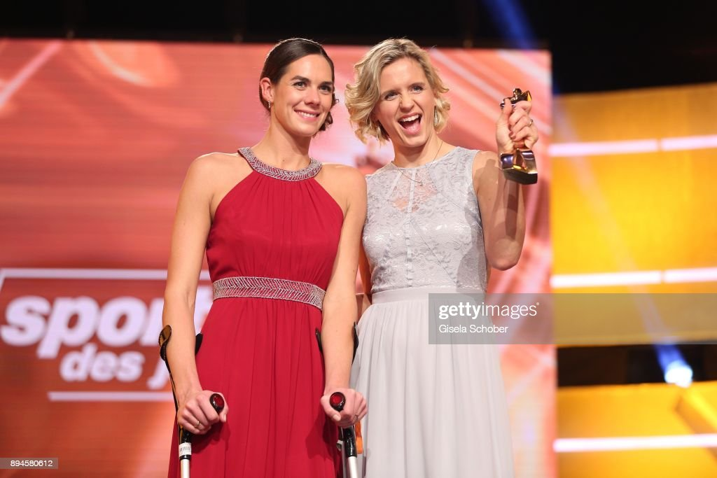 'Sportler Des Jahres' Award 2017 : News Photo
