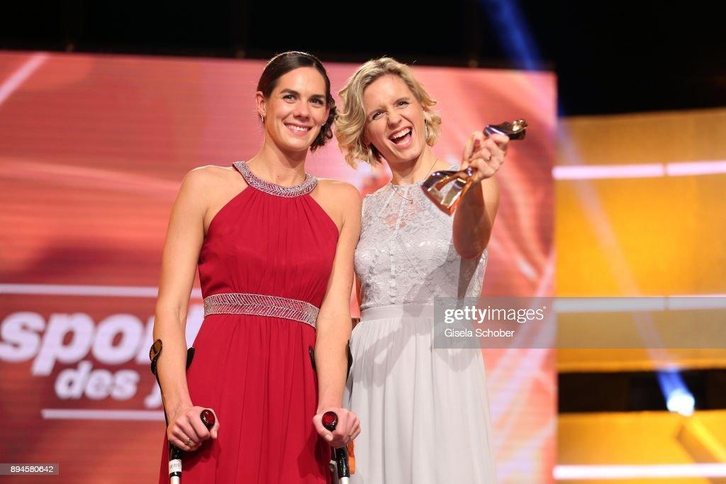 'Sportler Des Jahres' Award 2017 : Nachrichtenfoto