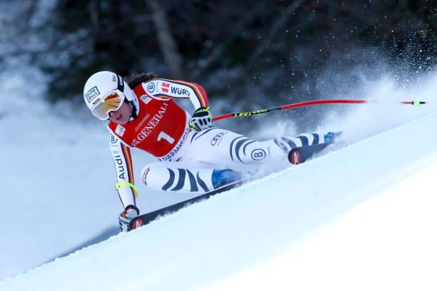DEU: Audi FIS Alpine Ski World Cup - Women's Downhill Training