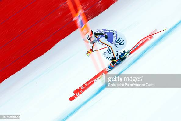 Kira Weidle of Germany in action during the Audi FIS