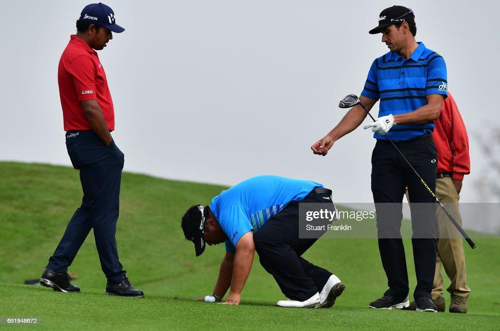 Hero Indian Open - Day Three : News Photo