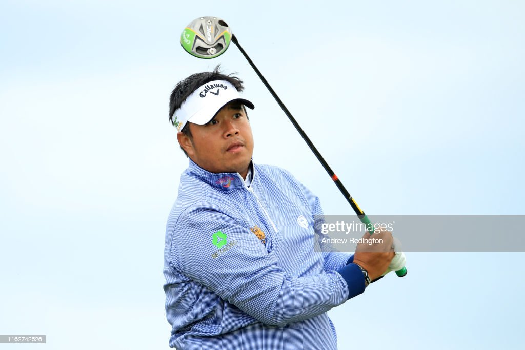 148th Open Championship - Day One : ニュース写真