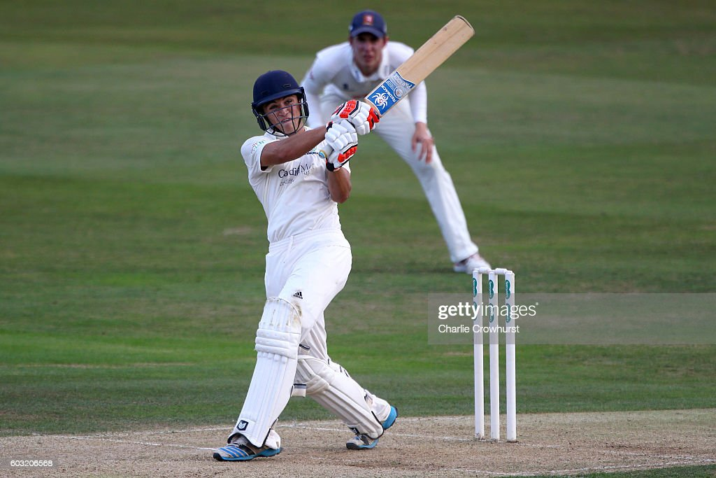 Essex v Glamorgan - Specsavers County Championship - Division Two : News Photo
