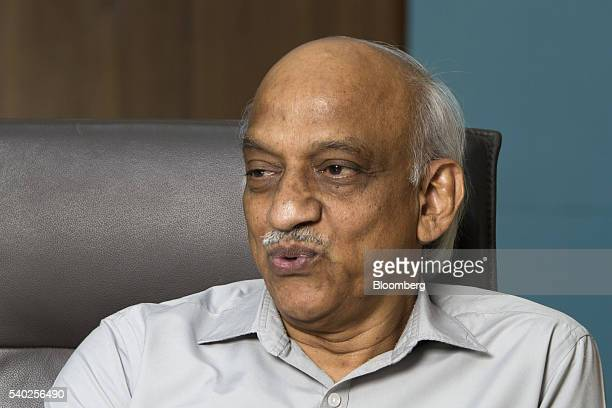 AS Kiran Kumar chairman of the Indian Space Research Organisation speaks during an interview in Bangalore India on Thursday June 9 2016 India's space...