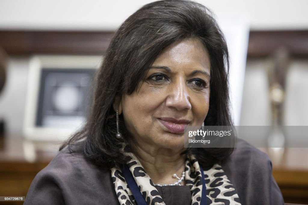 Biocon Ltd. MD Kiran Mazumdar-Shaw Interview