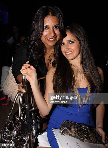 Kiran Prasher and Kelli Brooke Tomashoff attend the 8th Annual Four Seasons Of Hope Gala at Cipriani Wall Street on June 16 2009 in New York City