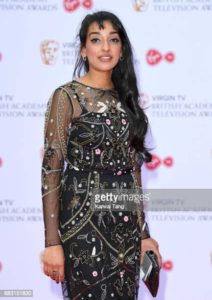 Kiran Sonia Sawar attends the Virgin TV BAFTA Television Awards at The Royal Festival Hall on May 14 2017 in London England