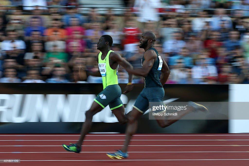 Athletissima Lausanne - IAAF Diamond League : News Photo