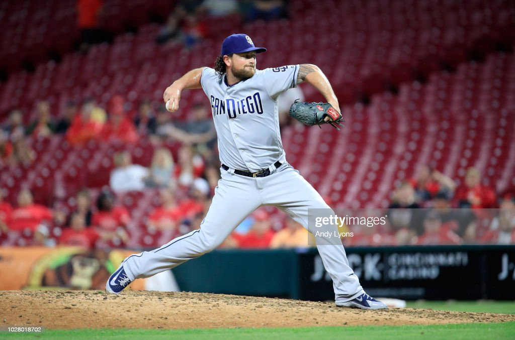 San Diego Padres v Cincinnati Reds : News Photo