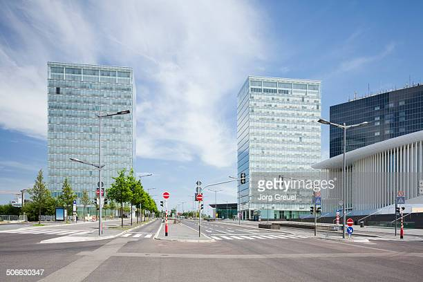 Kirchberg district, Luxembourg