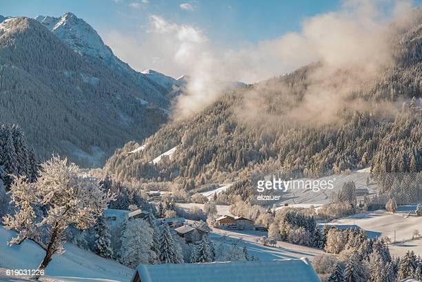 kirchberg in tirol - austria stock photos and pictures