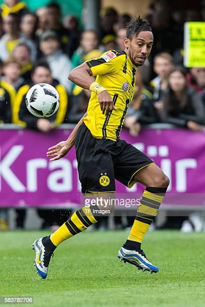 Kirchberg Oesterreich Trainingslager Testspiel Borussia Dortmund FC St Pauli 32 PierreEmerick Aubameyang