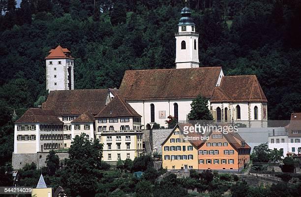 Kirche / Altstadt / Horb am Neckar in BadenWürttemberg
