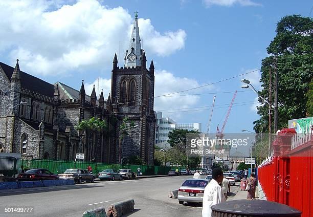 Kirche Kingstown St Vincent Karibik Reise BB CD PNr 068/2007