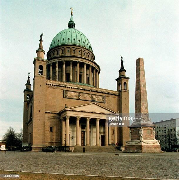 Kirche St Nikolai zu Potsdam