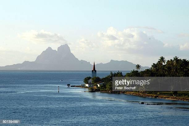 Kirche Utoroa Insel Raiatea Südsee Reise BB DIG PNr 167/2005