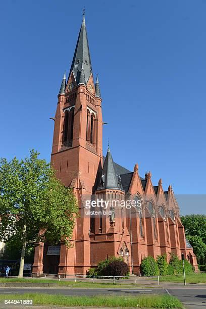 Kirche Zum Guten Hirten FriedrichWilhelmPlatz Friedenau Berlin Deutschland
