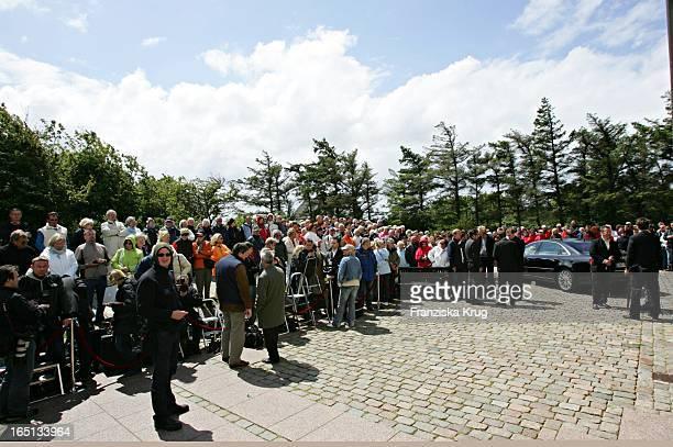 Kirchliche Hochzeit Von Stich In Der St Severin Kirche In Keitum Auf Sylt Am 110605